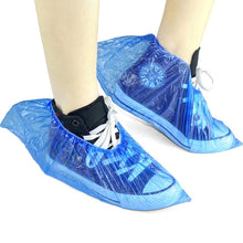 Hot Sale 100PCS Medical Waterproof Boot Covers Plastic Disposable Shoe Covers Overshoes - Kesheng special effect equipment