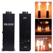 2Pcs DMX Fire Effect Projector Spray Machine DJ Stage Show Party Flame Thrower - Kesheng special effect equipment