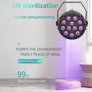 48/54/108W UV Sterilizing Lamp Ultraviolet Disinfection Light Disinfection Bactericidal Lamp Ozone Sterilizer Mites Light - Kesheng special effect equipment