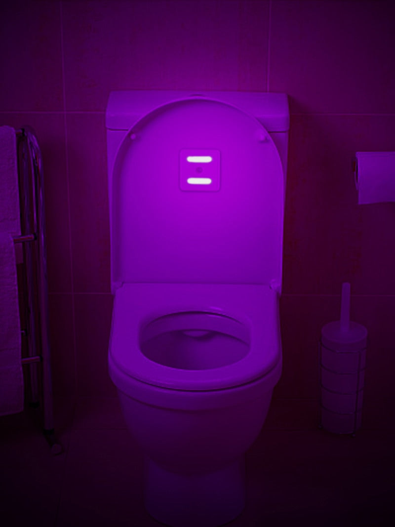 UV Purple Light Germicidal Disinfection UVC LED Lamp Ultraviolet Sterilizer Bacterial Killer Induction Night Light - Kesheng special effect equipment