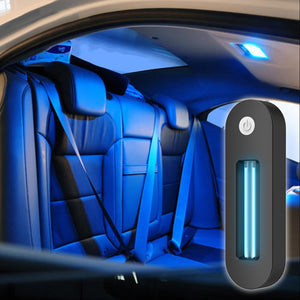 Automotive Interior Roof Charging UV Disinfection Lamp Portable Home Vehicle UV Germicidal Lamp - Kesheng special effect equipment
