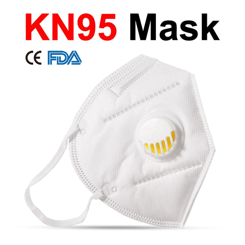 N95 Medical Masks Dustproof Anti-fog Breathable Face Masks KN95 Mask 95% Filtration Earloop Surgical Masks Medical - Kesheng special effect equipment