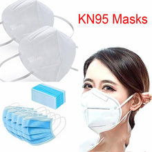 Disposable Masks Mouth 3-Ply Anti-virus Anti-Dust FFP3 KF94 N95 Nonwoven Elastic Earloop Salon Mouth Face Masks - Kesheng special effect equipment