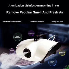 Car Atomization Disinfectant Machine Indoor Smoke Machine For Sterilizing And Killing Formaldehyde - Kesheng special effect equipment