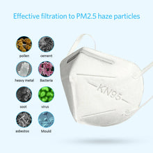 N95 Mask KN95 Face Mask ffp2 Mouth Masks PM2.5 Disposable Masks CE Certification 6 Layers Protective Dust Mask N95 Reusable - Kesheng special effect equipment