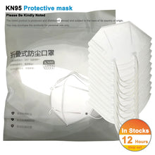 in stock!KN95 Antiviral Face Mask Anti Dust Bacterial N95 Mask 4-Layer PM2.5 Dustproof Protective 95% Filtration Anti Dust DHL - Kesheng special effect equipment