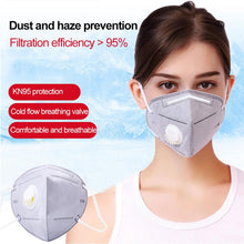 For Adult Mouth Masque Anti Dust Face Mask Anti PM2.5 Disposable Protective Mask Face Mascarilla Mascherine Feature As ffp2 ffp3 - Kesheng special effect equipment