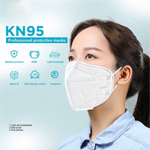 FFP2 Protective Mask High Efficiency Filtration Comfortable And Adjustable 3D Fitting Design Light And Breathable 1 Pcs - Kesheng special effect equipment