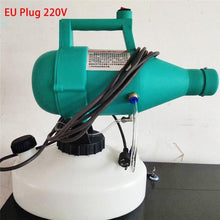 110V/220V 4.5L Intelligent Electric ULV Fogger Sprayer Mosquito Killer Disinfection Machine Insecticide Atomizer Fight Drugs - Kesheng special effect equipment