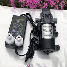 12V Water Spray Electric Diaphragm Pump Kit Portable Misting Water Pump 15M Misting Cooling System For Misting Disinfection - Kesheng special effect equipment
