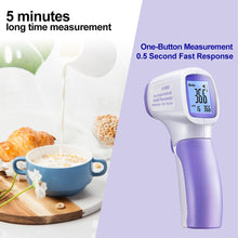 CEM Digital Thermometer  Infrared Thermometer Gun Non-contact Thermometer High Precision Thermometer Temperature Detector - Kesheng special effect equipment