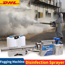 Fogger Disinfection ULV Sprayer Insecticide Atomizer Mosquito Killer Portable Fogging Machine for Farm Office Industrial 16L