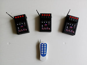 12 Channels Remote Control Fireworks Firing System