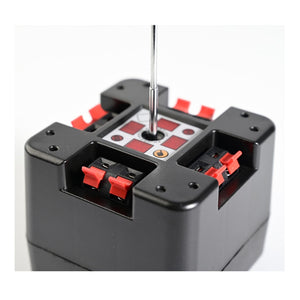 Cold Firework Ignition Machine Stage Fountain Indoor Wedding Fireworks Remote Control System 20 Channels Mini Pyro firing system