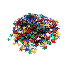 4000pcs/set Confetti Pentagram Colorful Table Confetti Pack Wedding Decoration Christmas Party Decoration Supplies  E5M1 - Kesheng special effect equipment