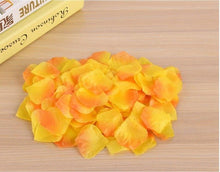 500 pcs /lot Silk Rose petals Artificial Flowers Fake flower Streamers Confetti for DIY wedding/Valentine's day Party Decoration - Kesheng special effect equipment