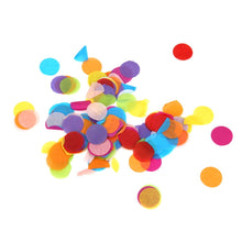 50g/set Multi Colors Confetti Table Tissue Paper Scraps Baby Birthday Wedding Party Decorative Crafts Sprinkle Metallic Supply - Kesheng special effect equipment