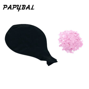 "1pcs Gender Reveal Balloon 36inch ""Boy or Girl"" Pink Confetti Helium Globos Boy Girl Baby Announcement Birth Party Decoration - Kesheng special effect equipment"