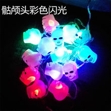 3M Halloween Pumpkin LED String Lights Halloween Holiday Christmas Party Garden Decoration Light Fairy Party Wedding Patio Decor - Kesheng special effect equipment