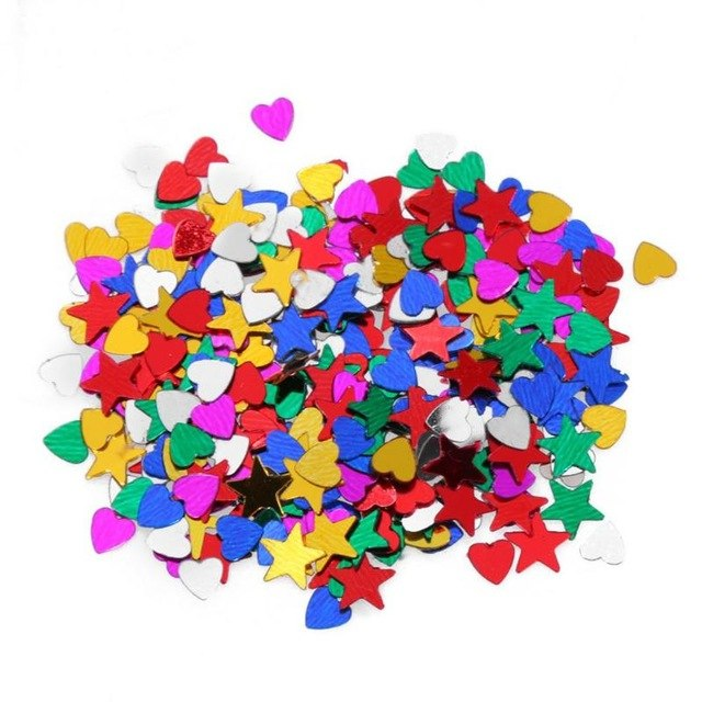 Mix Color Hen Party Word Tissue Paper Confetti Sprinkles For Ladies' Singles Party Bachelorette Party Table Decorations - Kesheng special effect equipment