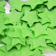 1000pcs 1inch Star Shaped Paper Confetti Wedding Birthday Decor Baby Shower Cake Topper Table Decoration Even Party Supplies - Kesheng special effect equipment