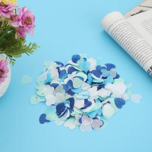 Mixed Paper Balloon Filling Confetti Engagement for Wedding Baby Shower Party Table Home Decorations Supplies Table Scattering - Kesheng special effect equipment