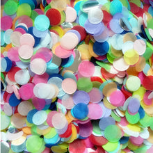 DIY Colorful Sequins Papers Balloon PVC Clear Round Confetti Helium Balloons Birthday Party Baby Shower Table Wedding Decoration - Kesheng special effect equipment