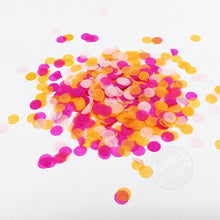 1pack 30g 2.5cm Multicolor mix Confetti Toss Confetti Balloon Wedding baby shower birthday party Decor Bachelorette Party - Kesheng special effect equipment