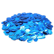 20G Round Sequins Balloon Colorful Plastic Confetti Balloon Wedding Decoration Birthday Party Baby Shower Confetti Decoration - Kesheng special effect equipment