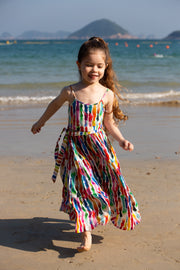 Treasure Lush Tiered Maxi Dress