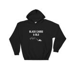 Black Corp & Blo Hoodies