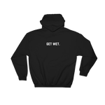 Champagne Showers Hoodie Black