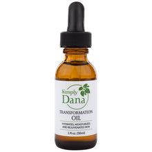 Load image into Gallery viewer, Simply Dana Transformation Oil - Anti-aging and Hydrating Super Serum 1 FL OZ. (30ml)
