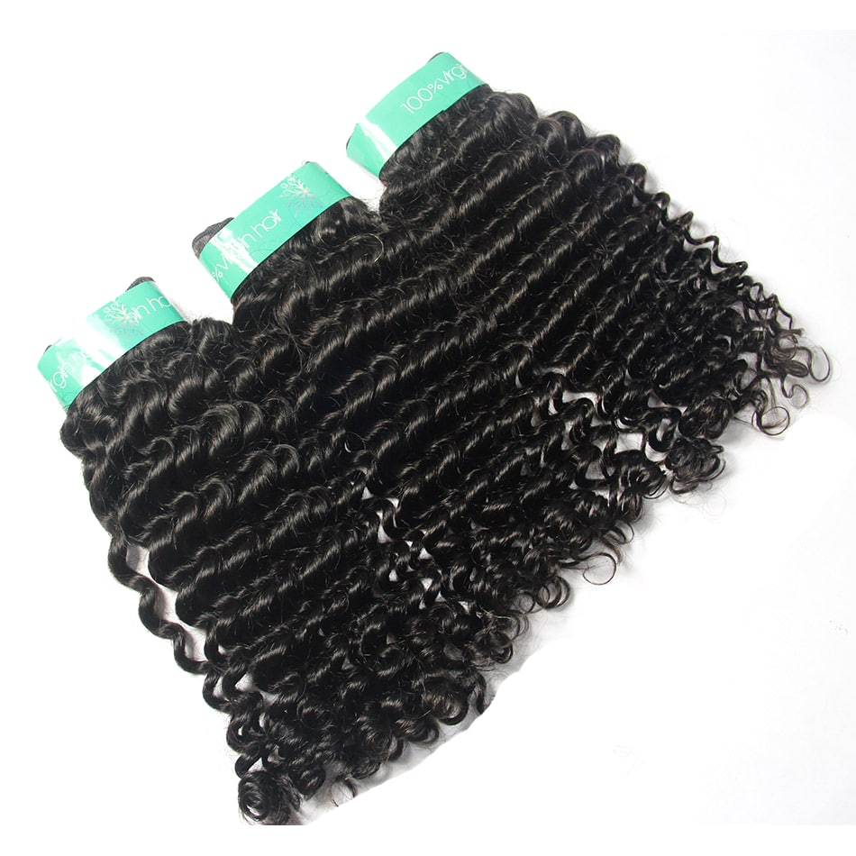 Wholesale Cuticle Aligned Indian Curly Hair 3 bundles Vendor |TENLON