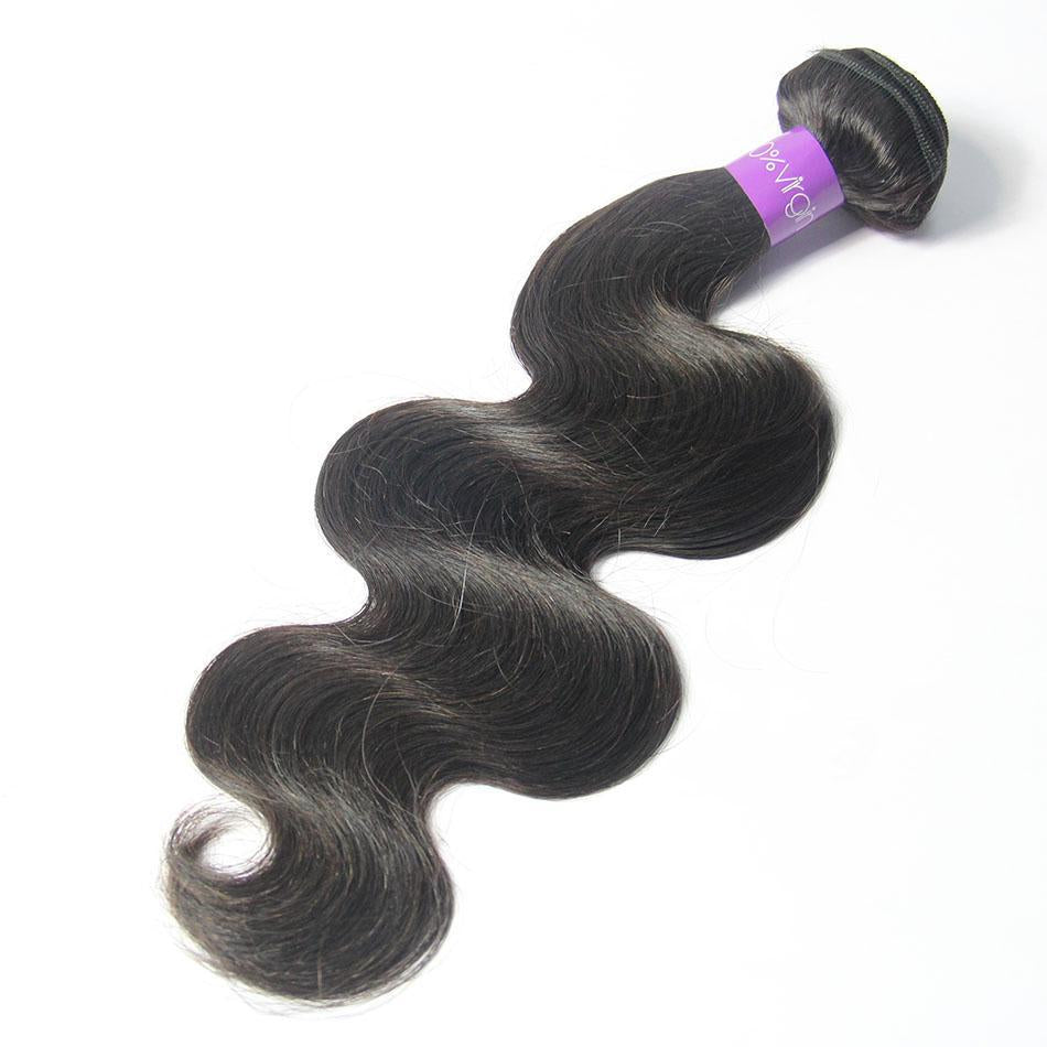 peruvian Body Wave Unprocessed virgin human hair weaves vendors-Tenlon