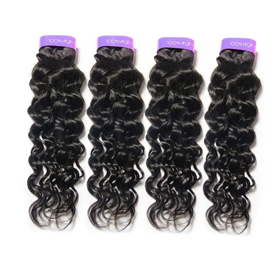 Wholesale Virgin Cuticle Aligned Hair italian Curly 4Bundles | TENLON