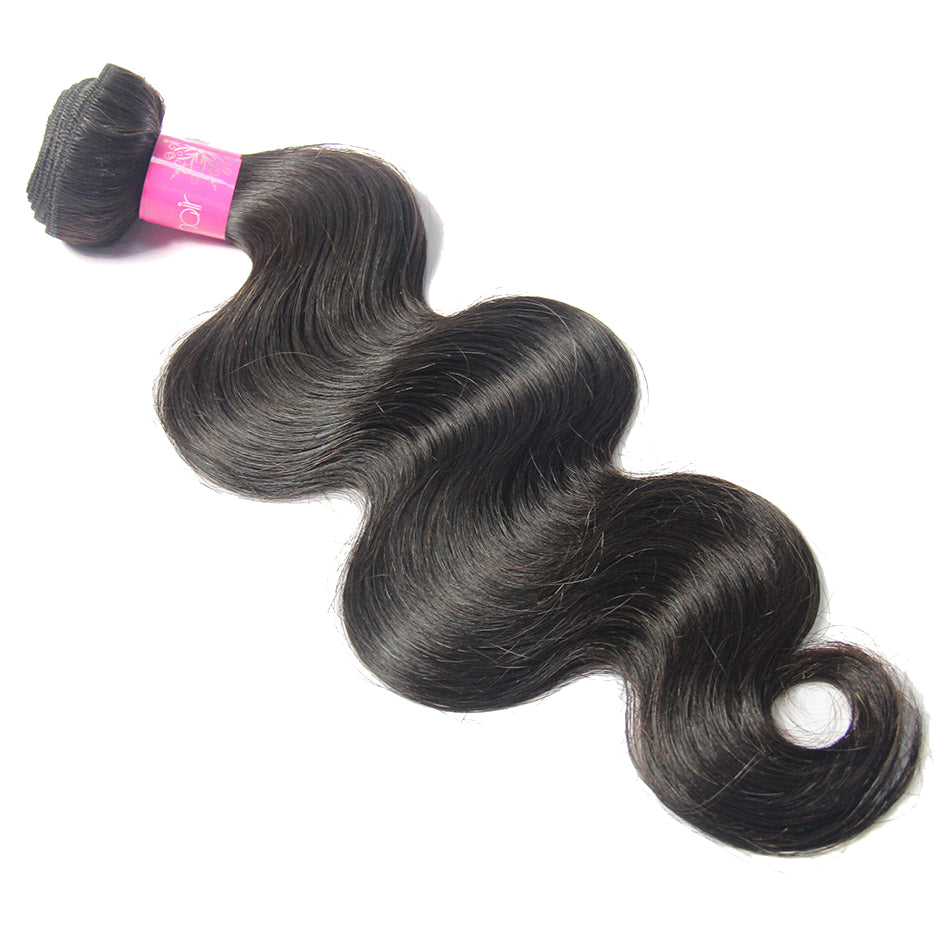 Brazilian Cuticle Aligned Raw Virgin Hair Bundles Body Wave | TENLON