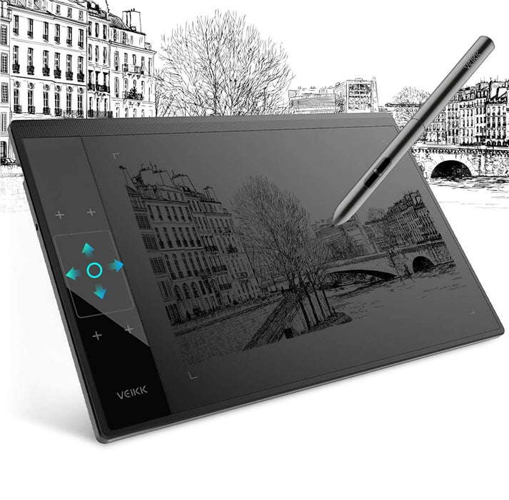 ProDraw™ - Large Digital Drawing Art Tablet Sketch Pad With Pen
