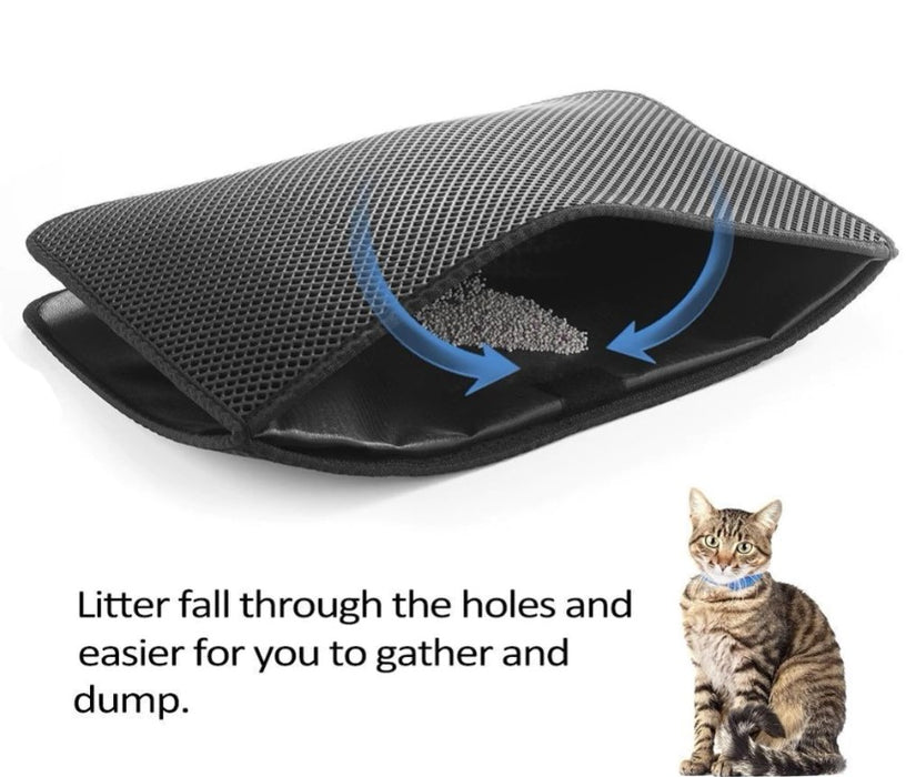 Vanisher™ - Cat Litter Trapping Mat