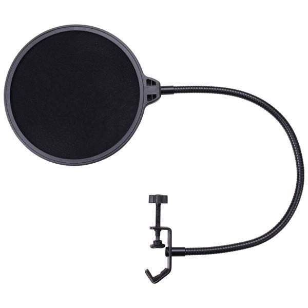 Premium Vocal Recording Studio Microphone Kit w/ Shock Mount & Filter