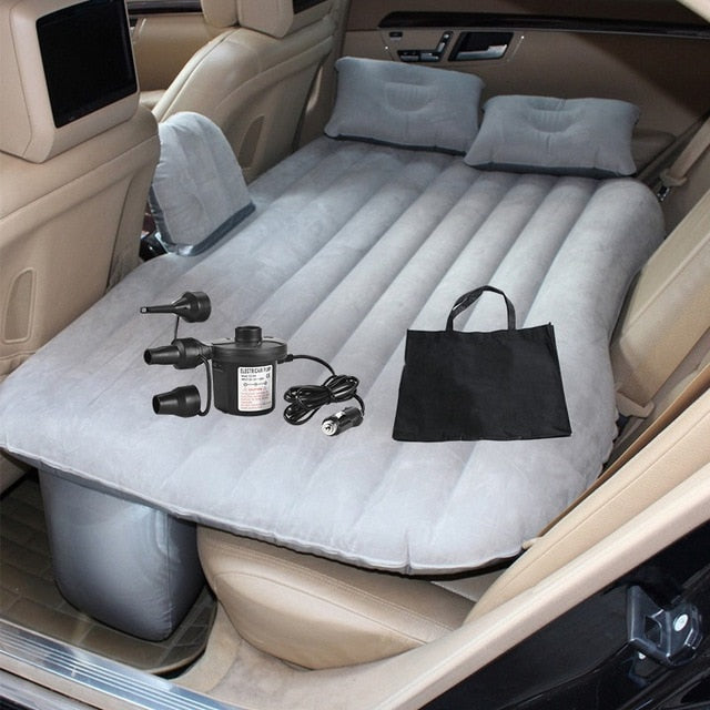 Beddyz™ - Inflatable Car Air Mattress