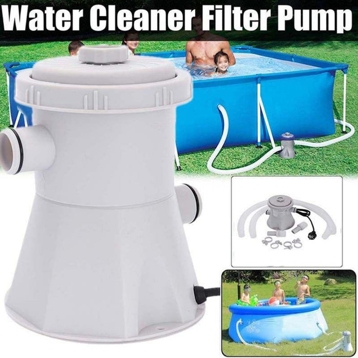 PortaPump™ - Swimming Pool Pump Above Ground Sand Filter