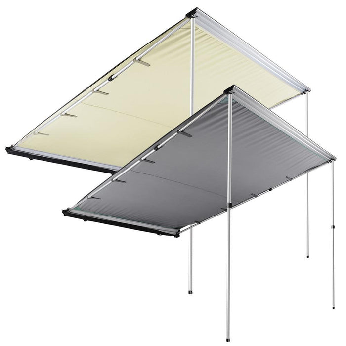 "TopShade™ - Vehicle Rooftop Side Awning Tent Shade 6'7"" x 8'2"""