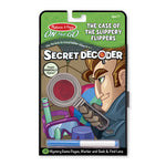Melissa and Doug - On the Go Secret Decoder