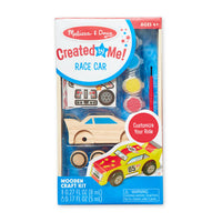 Melissa and Doug- Created by Me- Race Car