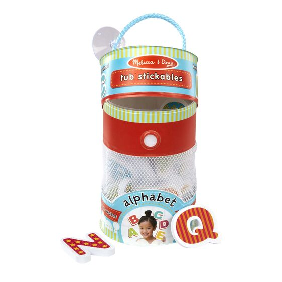 Melissa and Doug - Tub Stickables Alphabet