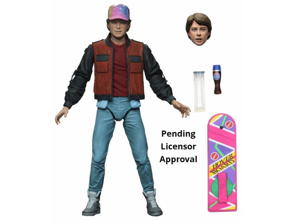 NECA- Back to the Future- Marty Part 2