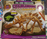 Dig and Discover - Stegosaurus