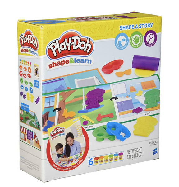 Play-Doh -  Shape a Story