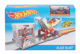 Hot Wheels -  Blaze Blast Playset